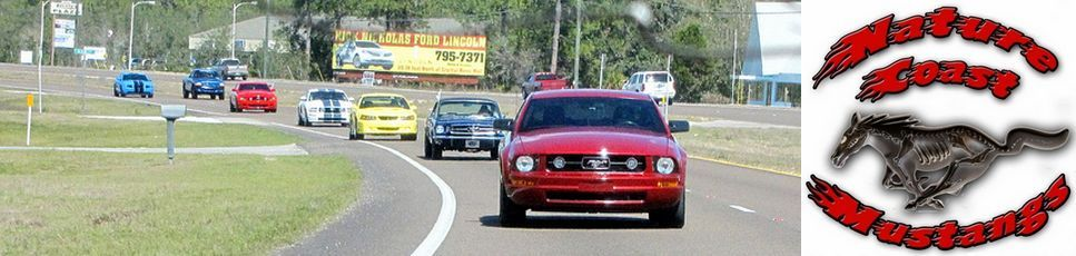 Nature Coast Mustangs