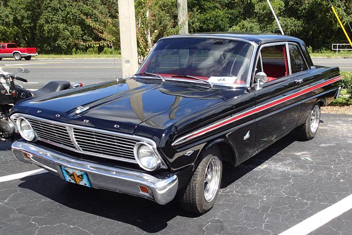 1965 Ford Falcon Belonging To Nature Coast Mustangs Member