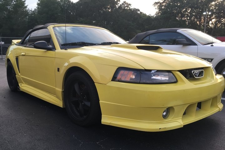 2001 Roush Stage 2 Convertible