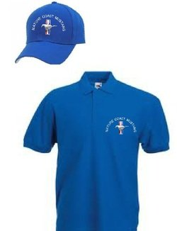 NCM Shirt and Hat