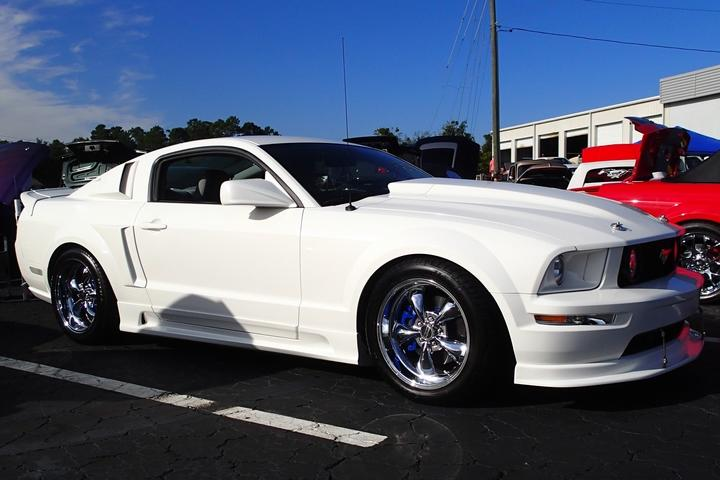 2007 Mustang Gt Belonging To Nature Coast Mustangs Member